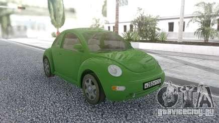 Volkswagen Beetle 2006 для GTA San Andreas