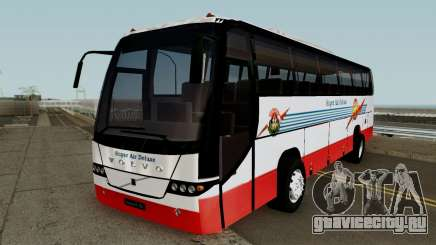 Volvo Super Air Deluxe KSRTC MINNAL для GTA San Andreas