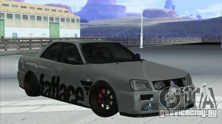 Nissan Skyline ER34 Stagea Facelift для GTA San Andreas