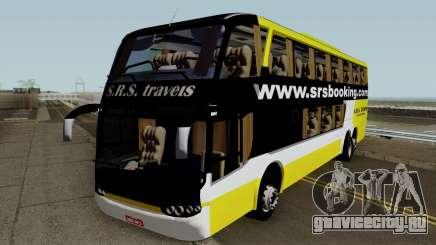 SRS TRAVELS для GTA San Andreas