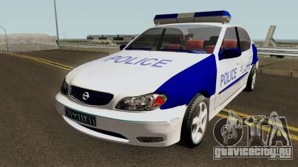 Nissan Maxima Police для GTA San Andreas