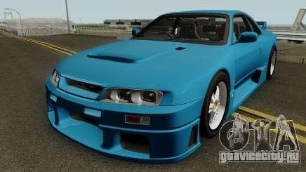 Nissan Nismo Skyline GT-R LM 1995 для GTA San Andreas