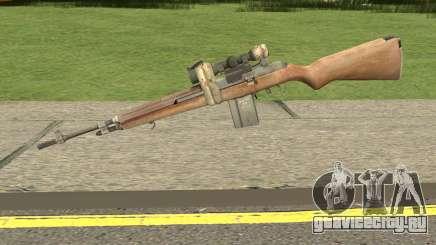 Bad Company 2 Vietnam M21 для GTA San Andreas