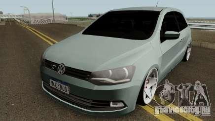 Volkswagen Gol G6 HQ для GTA San Andreas