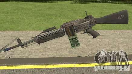 Bad Company 2 Vietnam Stoner 63A для GTA San Andreas