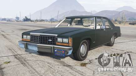 Ford LTD Crown Victoria 1987 для GTA 5