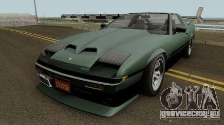 Imponte Ruiner (r2) GTA V для GTA San Andreas