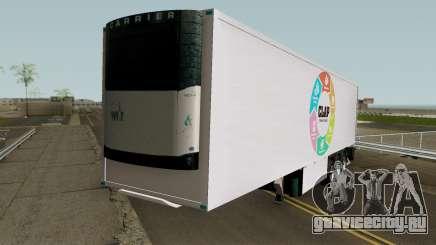 Remolque CLAP V.2 для GTA San Andreas