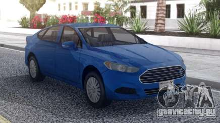 Ford Fusion 2016 Low для GTA San Andreas