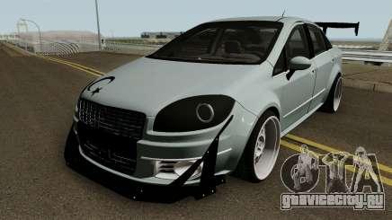 Fiat Alien Linea для GTA San Andreas