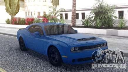 Dodge SRT RKK для GTA San Andreas