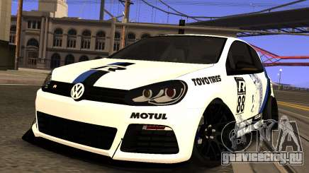 Volkswagen Golf GTI-R для GTA San Andreas