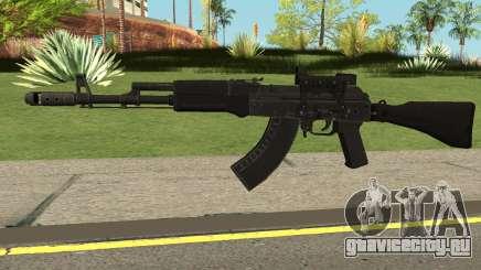 Battle Carnival AK-47M для GTA San Andreas