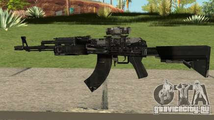 New AK47 High Quality для GTA San Andreas