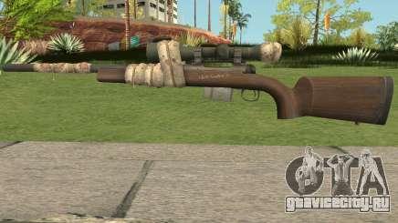 M40 Sniper Bad Company 2 Vietnam для GTA San Andreas