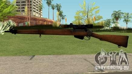 COD-WW2 - Lee-Enfield Sniper для GTA San Andreas
