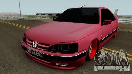Peugeot Pars Sport MQ для GTA San Andreas