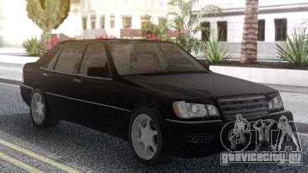 Mercedes-Benz W140 Kleeman для GTA San Andreas