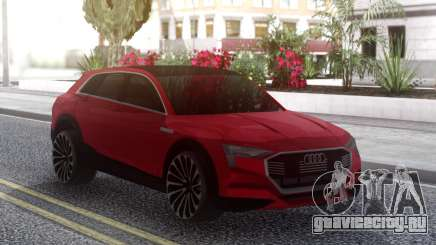 Audi E tron 2015 для GTA San Andreas
