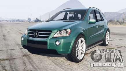 Mercedes-Benz ML 63 AMG (W164) 2008 для GTA 5
