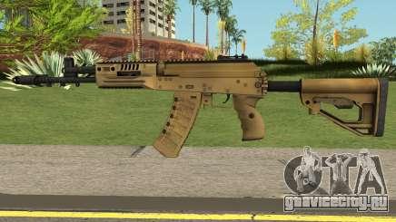 AK-17 Assault Rifle V2 для GTA San Andreas
