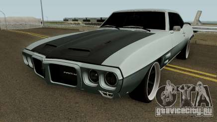 Pontiac Firebird MM 1969 для GTA San Andreas