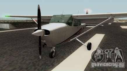 Vicenza Aeroclub C172N Skyhawk для GTA San Andreas