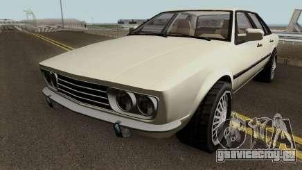 Ocelot Raiden Classic from GTA V - SA Style для GTA San Andreas