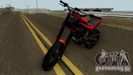 Maibatsu Sanchez GTA V для GTA San Andreas