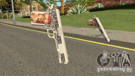 Call of Duty WWII : M1911 Jupiter II для GTA San Andreas