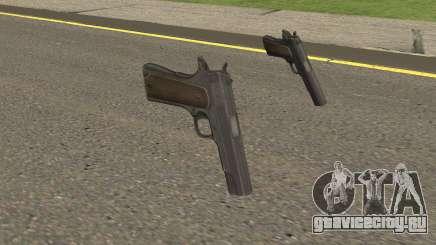 Colt M1911 Bad Company 2 Vietnam для GTA San Andreas