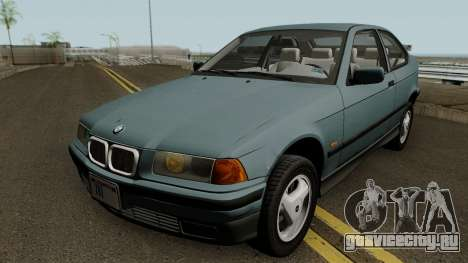 BMW 3-Series e36 Compact 318ti 1995 (US-Spec) для GTA San Andreas