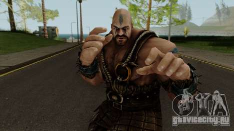 Big Show (Giant) from WWE Immortals для GTA San Andreas