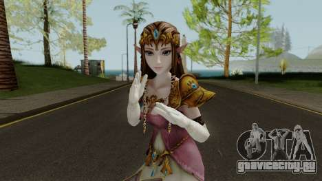 Zelda Hyrule Warriors (TP) для GTA San Andreas