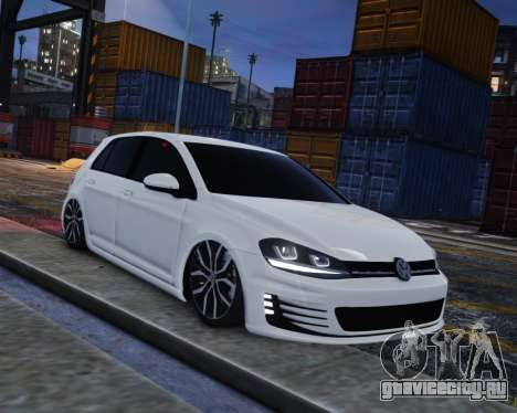 Volkswagen Golf для GTA 4
