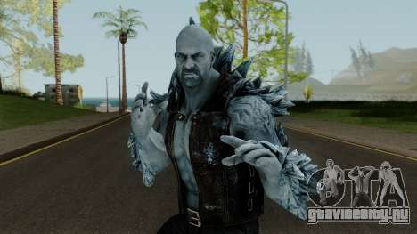 Stone Cold (Stone Watcher) from WWE Immortals для GTA San Andreas