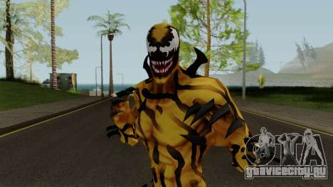 Spider-Man Unlimited - Phage для GTA San Andreas