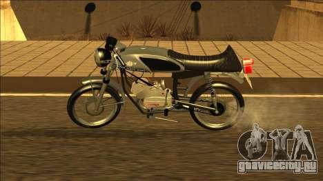Famel на XF-17 - португальский мотоцикл для GTA San Andreas