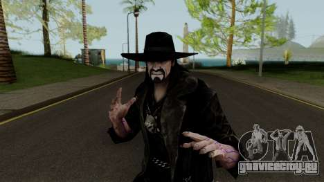 Undertaker (Deadman) from WWE Immortals для GTA San Andreas