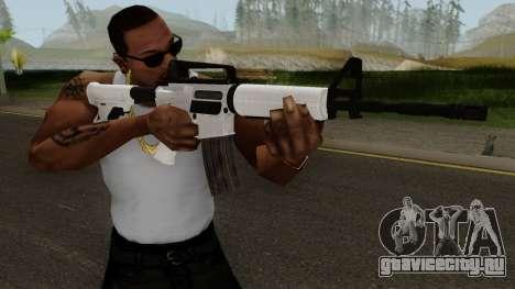 Devil Third Online M4A1 для GTA San Andreas