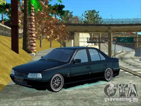 Peugeot 405 для GTA San Andreas