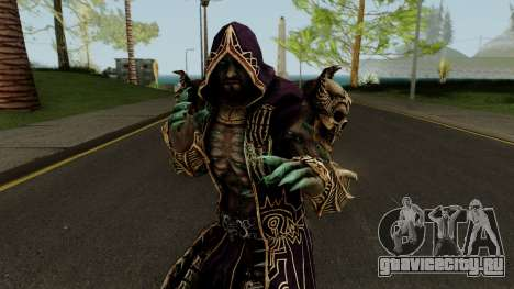 Undertaker (Necromancer) from WWE Immortals для GTA San Andreas