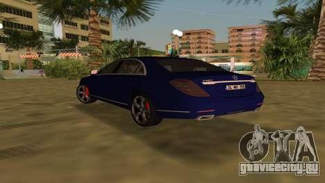 2015 Мерседес-Бенц S350 BlueTEC С для GTA Vice City