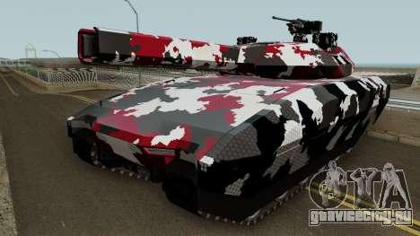 TM-02 Khanjali GTA V Online для GTA San Andreas