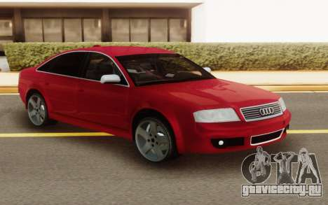 Audi A6 1999 для GTA San Andreas