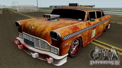 Borgnine GTA 3 для GTA San Andreas