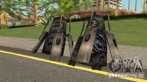 Galvatron Weapon для GTA San Andreas