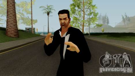 PS2 LCS Beta Toni Outfit 2 для GTA San Andreas