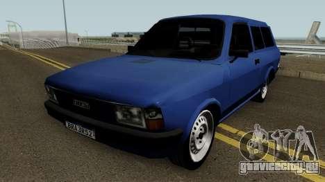 Fiat Doblo Panorama (147) для GTA San Andreas