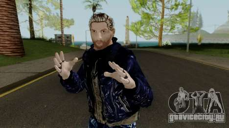 Eddie Brock Movie Skin для GTA San Andreas
